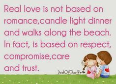 Real love ...