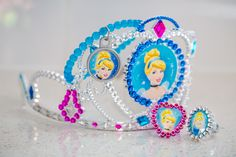 Create magic with the inspiration found in this Pretty Princess Cinderella Birthday Party at Kara's Party Ideas. Any princess will be delighted! Birthday Games, 4th Birthday Parties, Birthday Diy, Cinderella Birthday, Party Photography, Princess Party, Themed Cakes, Holidays And Events, Geek Stuff