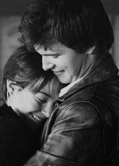 I want a love like Hazel and Augustus's