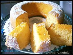 Torte Cake, Cornbread, Italian Recipes, Nutella, Sweet Recipes, Food And Drink, Sweets, Baking, Breakfast