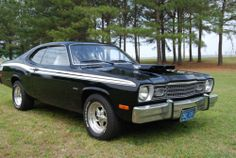 Plymouth Duster Duster