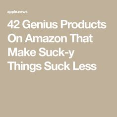 da5d70af23 42 Genius Products On Amazon That Make Suck-y Things Suck Less Things To Buy
