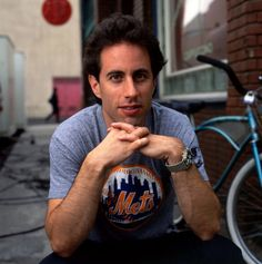 Jerry Seinfeld - Mets fan