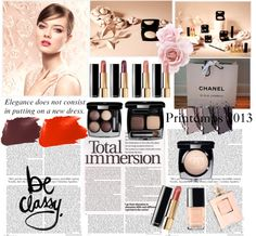 """""""chanel - printemps 2013."""" by amberpolyvore on Polyvore"""