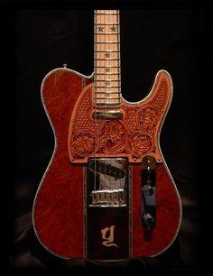 Custom Telecaster Combat Guitar