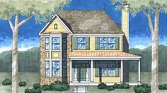Eplans Country House Plan - Three Bedroom Country - 1983 Square Feet and 3 Bedrooms from Eplans - House Plan Code HWEPL72266