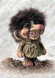 Ugly troll- You mean some of them are good looking? Fantasy Landscape, Fantasy Art, Les Fjords, Dremel Wood Carving, Kobold, Merian, Fantasy Inspiration, Magical Creatures, Illustrations