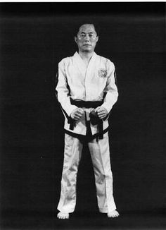 Tae kwon do is also important to me as well this is the guy that found it General Choi hong hi