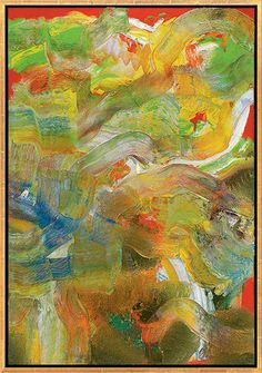 """Sebastian Heiner: Bild """"Dazzling"""" (2005) (Unikat)"""