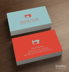 Image result for tailoring business cards