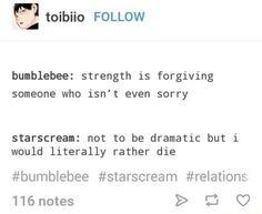 Me too, Starscream