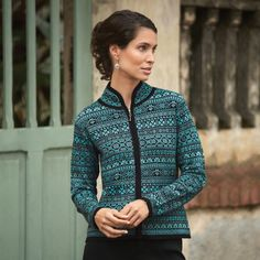 Aymara Alpaca Sweater | National Geographic Store