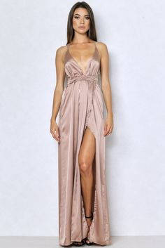 LIGHT MY FIRE DRESS IN ROSE GOLD FROM BLACK SWALLOW $79 FREE SHIPPING
