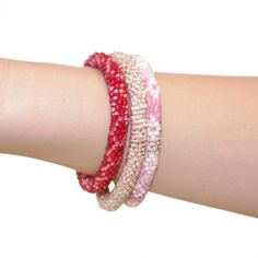 Lily and Laura Bracelets- 3 Pack. #bracelets #jewelry  9thelm.com