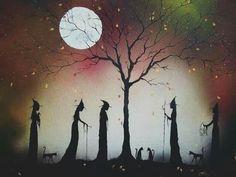 halloween witches halloween art vintage halloween halloween decorations halloween stuff happy halloween halloween cookies halloween pictures