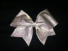 DIY Glitter Cheer Bow review:Amazing!