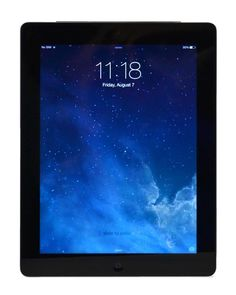 Used Working Black Apple iPad 1st Generation 16GB Wi-Fi Only A1219 Tablet