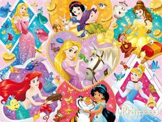 Disney Princess:)