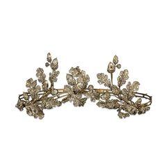 English Tiara Diamond 19's