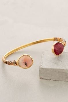 Gas Bijoux Tattile Bracelet #anthrofave #anthropologie