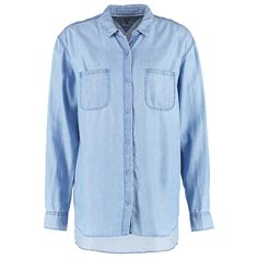 Hilfiger Denim BLAIR - Bluse - cloud blue