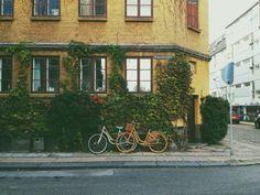 Дания, Копенгаген   Denmark, Copenhagen #Copenhagen #Denmark #bicycles