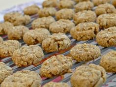 Flower Power Cookies -- Dog Treat Recipe