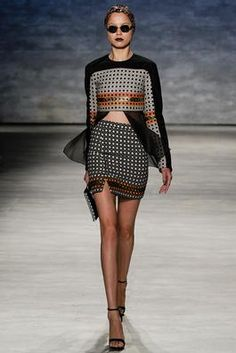 Bibhu Mohapatra Spring 2015 Ready-to-Wear Fashion Show: Complete Collection - Style.com