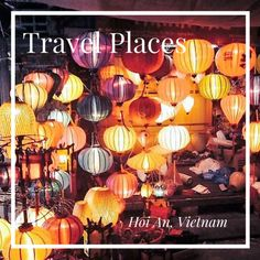 Hoi An in Vietnam is pure magic! It's the most idyllic little town that we've been in. Filled with rich history and beauty. If you are on your way to travel Vietnam or need some travel inspiration then take a look at 5 things to do in Hoi An on Global Occasion x