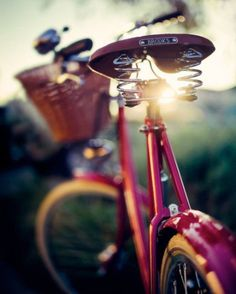 Bike riding builds strength and muscle tone, improves cardio-vascular fitness and eats up calories.