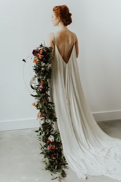 Inspiration: Iolite and Celestine in Autumn | Dress: Carol Hannah Celestine | Photography: Sophie Brendle Photography | Florals: Kate Asire Flowers| Cake: Cake Smith | Rentals: Berbank Events | Hair + Makeup: Latia Curtis | Stationery: Low Country Paper Co.