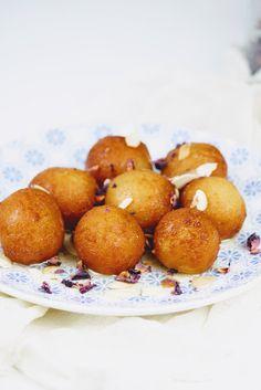 Gulab Jamun - indyjskie pączki