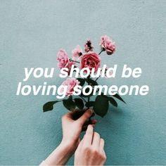 Resultado de imagen para loving someone the 1975 tumblr