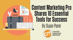 10 Essential Tools for Content Marketing Success | Great List!