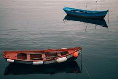 Boats. Cortegada.