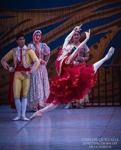 """© Carlos Quezada  Viengsay Valdés (Ballet Nacional de Cuba), """"Don Quixote"""""""