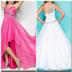 In love with those dresses♥