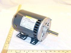5K49MN4500Z  GE, Carrier 1-1/2 HP, 208-230/460V, 3 PH, 1725 RPM, Frame 56Y, Blower Motor OEM Carrier Blower Motor  http://www.airconditionercenter.com/5k49mn4500z/