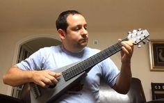 So klingt eine Gitarre aus dem 3D-Drucker zum Selbermachen!