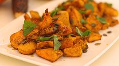 What a delicious winter recipe! Use any winter squash and spice it up with cardamom, honey, and cinnamon. Perfect for a winter dinner party!