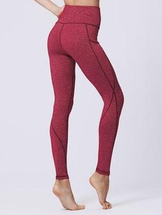 High-Rise Booty Up Sports Leggings with Pockets