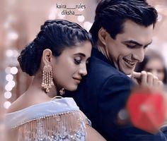 Cutest Couple Ever, Cute Love Couple, Cute Girl Pic, Cute Couples Photos, Romantic Couples, Shivangi Joshi Instagram, Cute Hug, Kartik And Naira, Glossy Hair