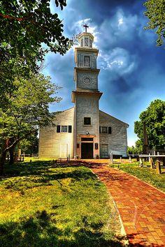 St. John's Episcopal Church Richmond, VA by Jeanette Runyon, via Flickr