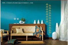 Visit inspiration gallery for wall painting ideas & wall colour combinations. Get interior & exterior wall paint design ideas for your walls only at Asian Paints.