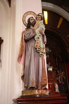 San José, Convento Padres Capuchinos Cartago, Costa Rica