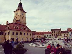Piața Sfatului. #Brasov #Kronstadt #Transilvania #Siebenbürgen #Transylvania #Romania