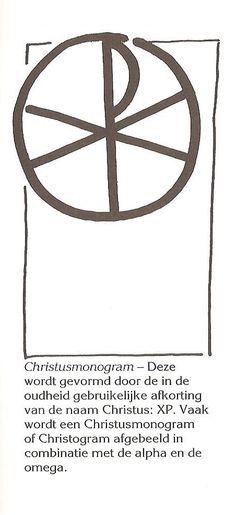 christusmonogram ik geloof deel 4B blz25