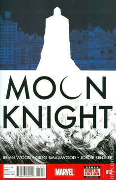 Moon Knight (2014 5th Series) 12