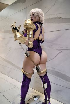 Ivy Cosplay