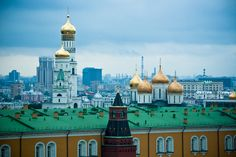 Travel Photography Russia, Moscow